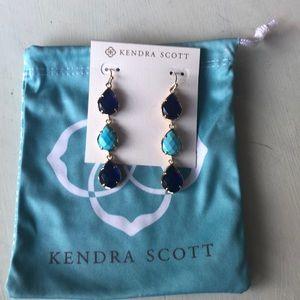 KENDRA SCOTT - never been worn earrings